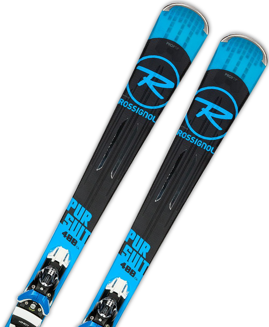 Black Category - Rossignol P400