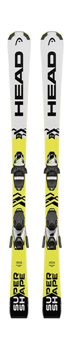 Head Supershape SLR 2 Ski