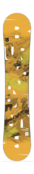 Burton Progression Wide Snowboard          (UK size 10+)