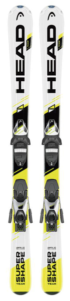 Head Supershape Team SLR Ski