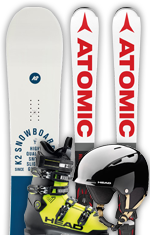 Black Category Skis