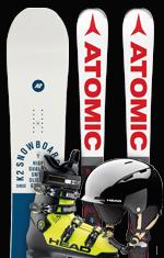 Black Category Skis