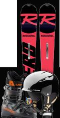Elite Category Skis