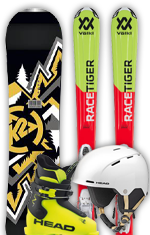 Kids Category Skis