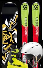 Kids Category Skis