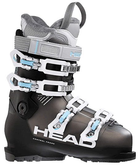 added comfort with our ski boots